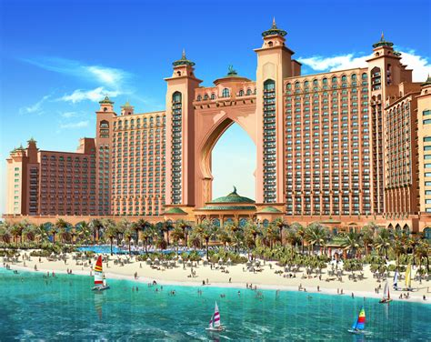 hotel atlantis luxury life design the world most beautiful hotels