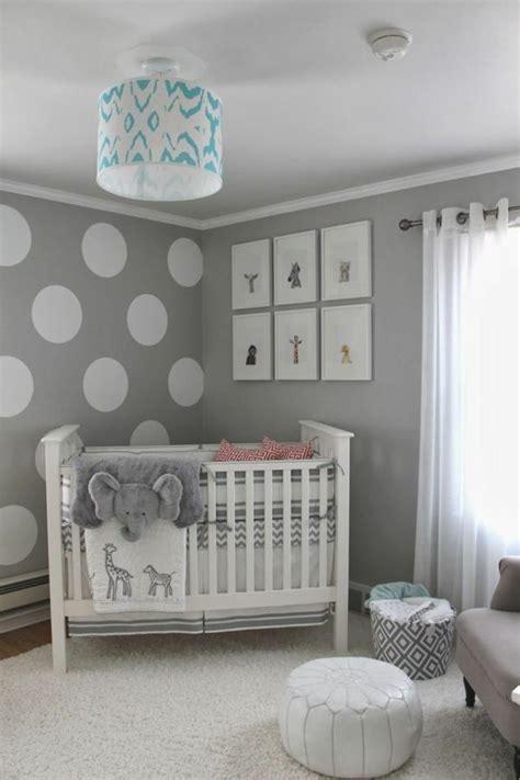 Babyzimmer Wandgestaltung Neutral by Die Besten 17 Ideen Zu Graue Kinderzimmer Auf