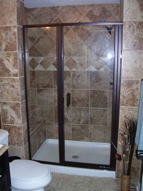 shower doors available in 188 and 3 16 tempered safety glass radius
