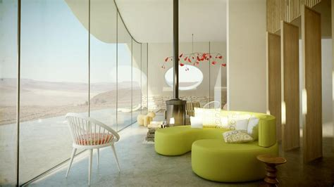 Desert Interior Design by Desert Homes Wrapped In Sand Modern House Designs