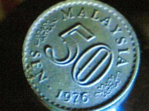 King Obi Merah Tokcer 6 badai mencak kelambit biru terbaru syiling 50 sen tahun