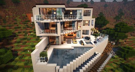 captainsparklez house in captainsparklez mansion in minecraft minecraft project