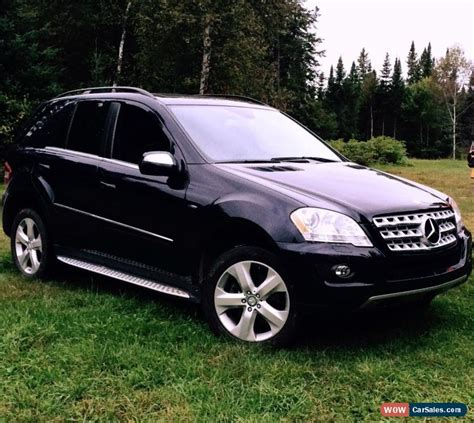 2010 for sale 2010 mercedes m class for sale in canada