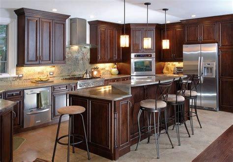 bar height kitchen cabinets 30 unique kitchen island designs decor around the world