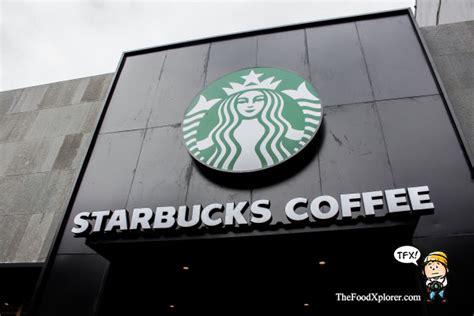 Coffee Starbucks Indonesia belajar membuat kopi di starbucks coffee experience bar
