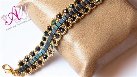 braccialetti fatti in casa bracciali con perline yoututorials it
