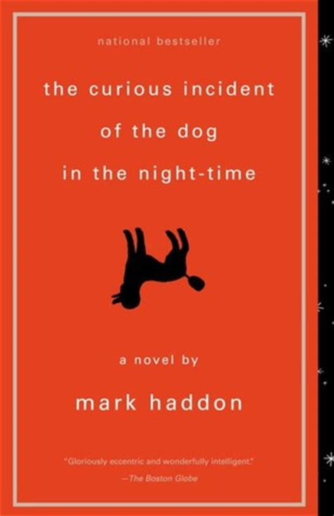 libro in the night of the curious incident of the dog in the night time by mark haddon