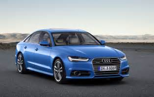 2017 audi a6 and a7 receive a few tweaks