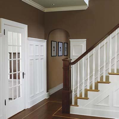 Custom Wainscoting Ideas by Extending The Panels Custom Wainscoting For 4 49 A