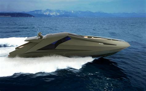 yacht speed lamborghini yacht styling yacht2 hr image at lambocars