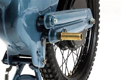 Motorrad Elektro Umbau by Honda Elektro Umbau Aus Down Under Bilder