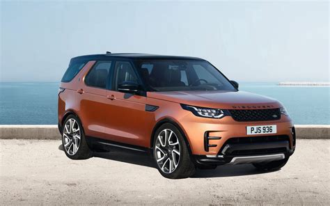 news land rover s all new discovery breaks cover in