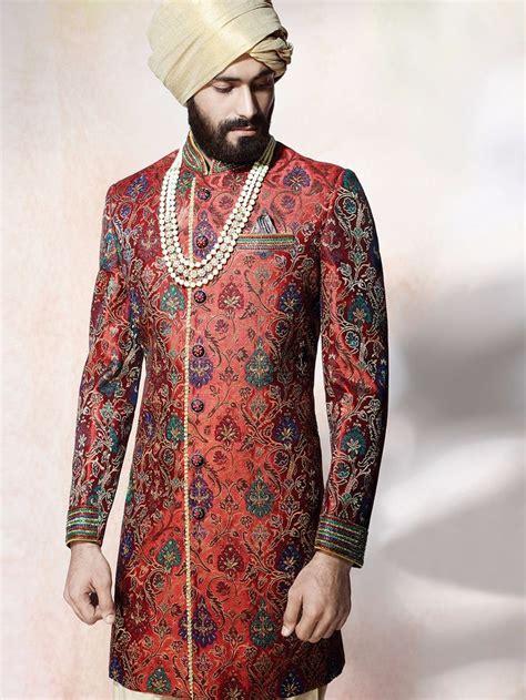 25  best ideas about Indian Groom Wear on Pinterest
