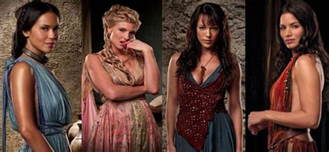 lucy lawless fansite spartacus dustin clare plus women of spartacus sexy gallery