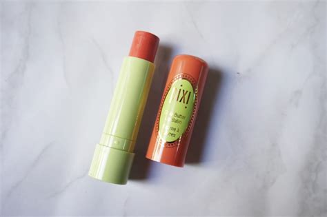 Lip Balm Pixy perfectly pixi glamourbox review my cup of tea