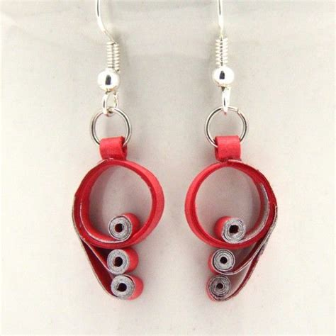 quilling earrings tutorial pdf mejores 627 im 225 genes de filigrana en pinterest artesan 237 a