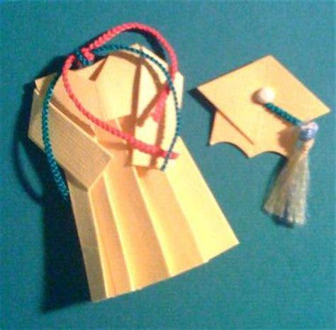 How To Make A Paper Graduation Cap - paper fanatic graduation cap and gown