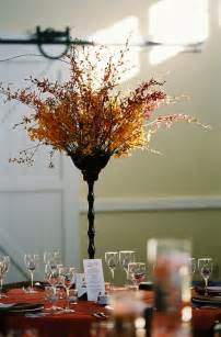 Fall wedding centerpiece ideas wedding wednesday fall table settings