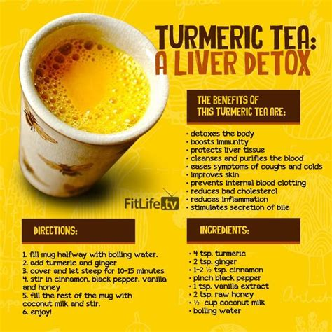 And Turmeric Detox Tea by Want More Business From Social Media Zackswimsmm Tk