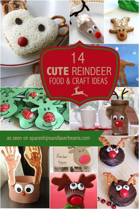 390 best images about rudolph crafts on pinterest