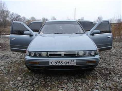 nissan cefiro a31 turbo nissan wiring diagram and