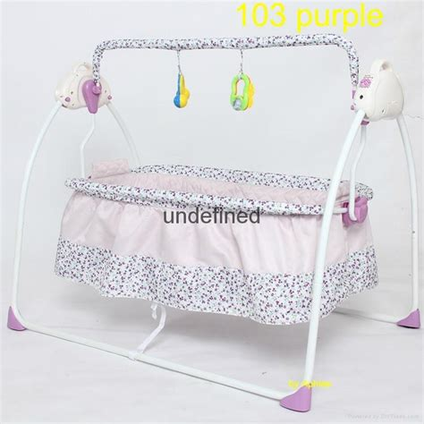 electric swing baby crib fashionable rc electric baby rocker baby swing bed baby