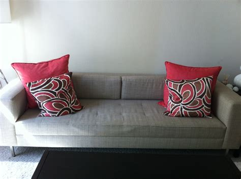 Sofa Pillows Contemporary Modern Pillows For Sofas Accent And Pillow Ideas For