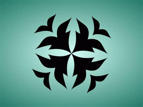 Einfache Motive by Inkscape Tutorial Floral Motif Vectors