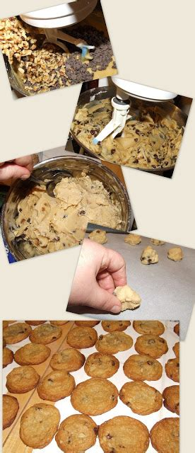 Choco Rle stuff by cher maple chocolate chip cookies