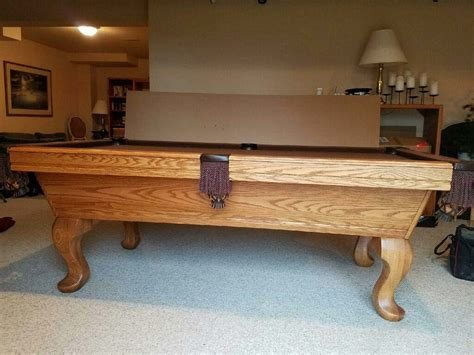 olhausen 7 pool table olhausen pool table for sale 7 model