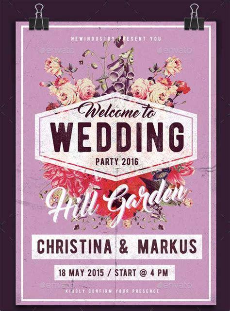 wedding posters psd eps  premium templates