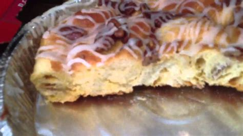 Sara Lee Pecan Coffee Cake: The Overpriced Gas Station Snac   YouTube