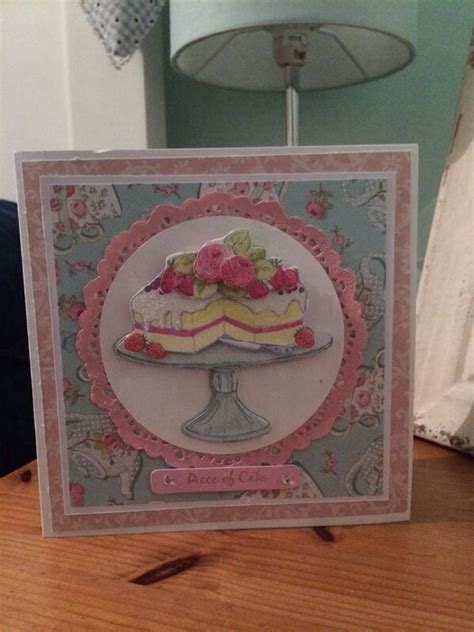 Decoupage Cards Ideas - 13 best images about cupcake boutique dovecraft on