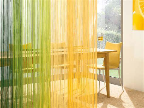tende a spaghetto tende in tessuto sintesi tende