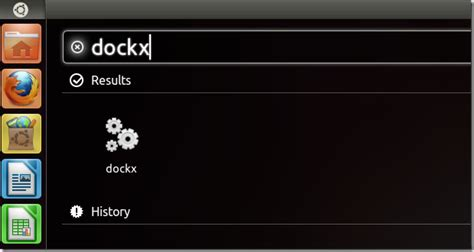best dock ubuntu dockbarx is the best customizable application dock for