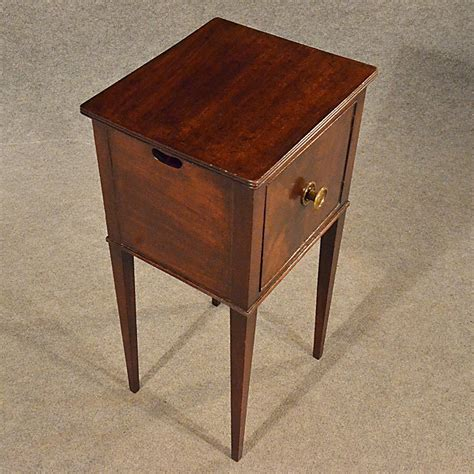 bedside stand antique small side cabinet bedside l stand pot