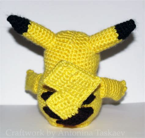 Pikachu Back pikachu back view by lovebiser on deviantart