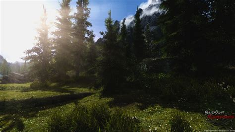 skyrim ultra graphics mod how to make skyrim look better than ultra settings