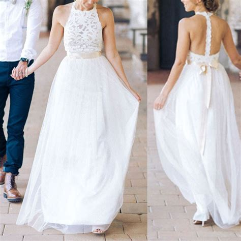 Cute Simple Dresses For Wedding