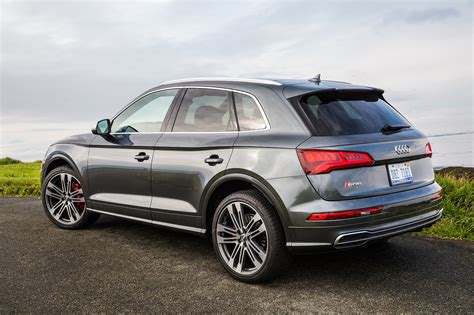 Audi Young Driver by 2018 Audi Sq5 First Drive Young Love Motor Trend