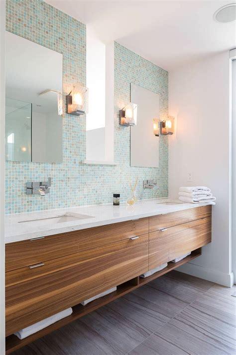 Mosaico Bagno Idee by Bagno Con Pavimenti E Rivestimenti In Mosaico 100 Idee