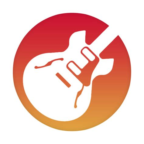 Garageband Logo Garageband Icon Mavrick Iconset Johnathanmac
