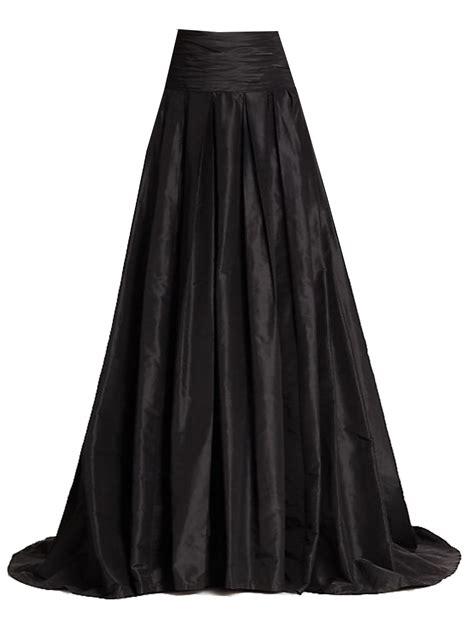 satin yoke maxi skirts elizabeth s custom skirts