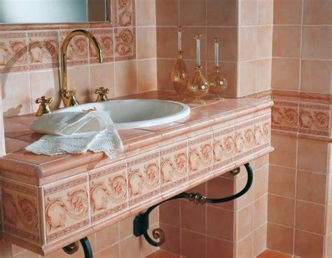 rivestimento bagno classico piastrelle per bagno classico foto design mag