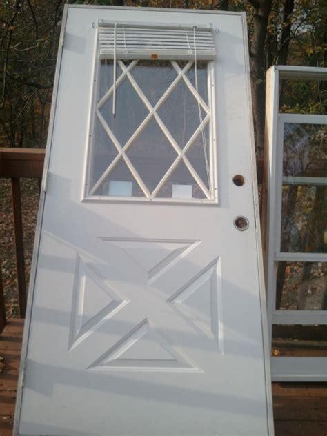 Stanley Exterior Doors Stanley Steel Exterior Door In Vernon Nj Diggerslist