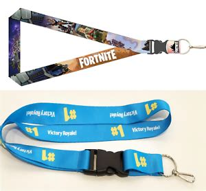 fortnite accessories fortnite lanyard 1 victory royale fortnite accessories