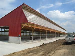 25 best ideas about cattle barn on