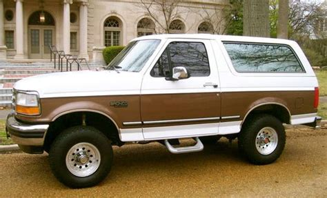 ford bronco for sale near me sell used 1993 ford bronco xlt 4x4 quot clean