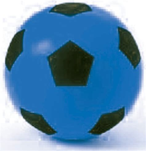 Foam Football   Size 5   Blue at Shop Ireland