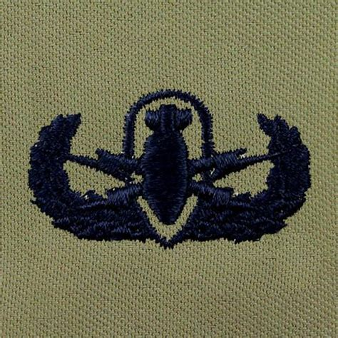 Us Army Explosive Ordnance Disposal Eod Cutting Sticker explosive ordnance disposal eod embroidered abu badge usamm